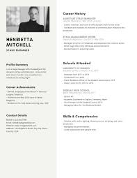 Modern Resume Formats For Vicep Residents 50 Inspiring Resume Designs To Learn From Learn