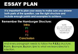 the matrix pbl film study l english example essay plan template