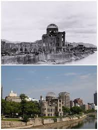 best hiroshima and nagasaki today ideas after the a bomb hiroshima and nagasaki then and now in pictures