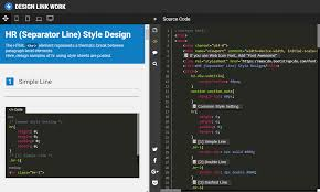 Hr Design Html Hr Separator Line Style Design The Html Hr Gt