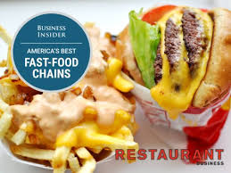 america s best fast food chains