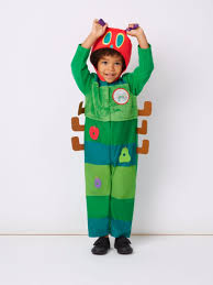 based on the character from the beloved very hungry caterpillar children s book this adorable costume is perfect for your little erfly in the making