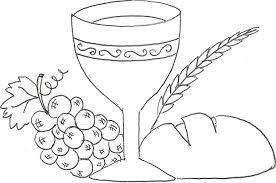 Resultado de imagem para ultima ceia de jesus para colorir