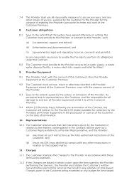 Handyman Services Terms And Conditions Docular