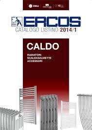Catalogo listino 2014 1 caldo radiatori scaldasalviette accessori