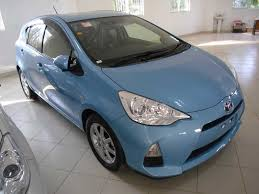 toyota aqua nhp10 2050116 vehicle specification