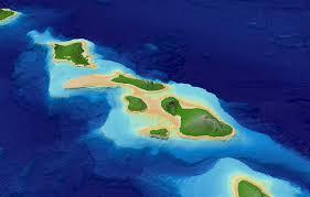 Noaa Bathymetric Charts Main Hawaiian Islands Multibeam Bathymetry Synthesis