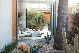 Landscape Design For Semi D House Bismarck House In Bondi By Andrew Burges Architects