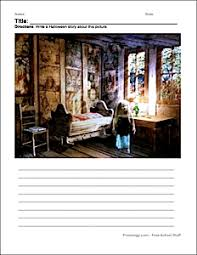halloween scary story writing pages ology scary halloween writing page