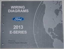 2013 ford econoline van e150 e250 e350 e450 electrical wiring 1963 ford econoline van wiring diagram at Ford Econoline Van Wiring Diagram