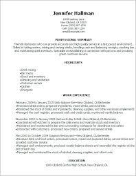 Bartender Resume Sample Impressive Resume For Bartenders Bartender Resume Skills Unique Inspirational