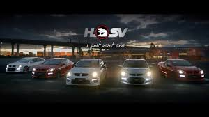 new car launches in july 2013Holden Special Vehicles HSV GenF 60second TV commercial for New