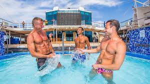 Names and dates of gay cruises
