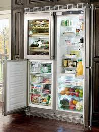 see through refrigerator. Miele Appliances See Through Refrigerator G