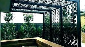 home interior decorative screens room dividers awesome decoration material stainless steel wall panels metal screen nz