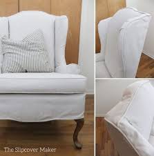 chair red wingback chair slipcover oversized chair slipcover intended for oversized chair slipcover