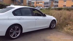 BMW 3 Series bmw 3 series in white : BMW 3 SERIES 320D SPORT WHITE 2012 - YouTube