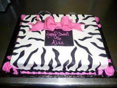 black fondant sheets 11 x 15 white sheet cake with black fondant zebra stripes sweet