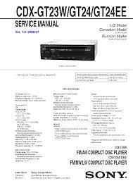 sony cdx u500 service manual free download, schematics, eeprom Sony Cdx Gt25 Wiring Diagram Sony Cdx Gt25 Wiring Diagram #61 sony cdx-gt25mpw wiring diagram