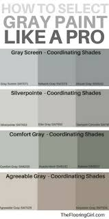 most popular gray paint colorsWhat are the most popular shades of gray paint  The Flooring Girl
