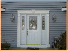 white front door with glass. Fiberglass Entry Door With Decorative Glass And Sidelites Lombard,IL White Front I