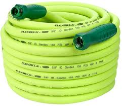 flexzilla garden hose with swivelgrip 5 8 in x 100 ft heavy duty lightweight drinking water safe hfzg5100yws souq uae