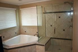 frameless shower enclosure cost how much do glass shower doors cost bathrooms forum frameless sliding shower