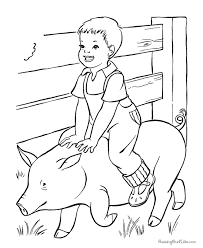 Crafts,actvities and worksheets for preschool,toddler and kindergarten.free printables and activity pages for free.lots of worksheets and coloring pages. Farm Coloring Pages Free Coloring Home