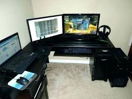 custom gaming desk computer desk custom desk computer gaming desk l shaped gaming desk custom with