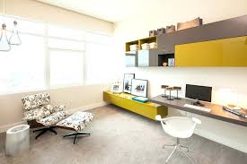 contemporary study furniture. Modern Study Furniture Desk Home Office Contemporary With Glass Pendant Lights Design Floating Cabinet Room C