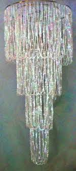 where to find beaded chandelier 6 x24 in louisville