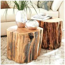 coffee table design diy coffee table from tree trunk beautiful tree trunk table base tree trunk
