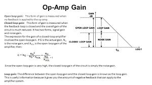 9 op amp gain