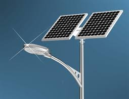 Solar Led Lights Are Used For Illuminating Purpose And Work With ...