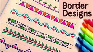 Chart Design Border Image Result For Borders For School Chart Border Design