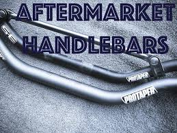 Handlebars Aftermarket Accessories For Your Yamaha Tw200