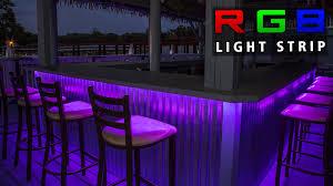 led strip deck lights. LED Light Strip On Deck Led Lights D