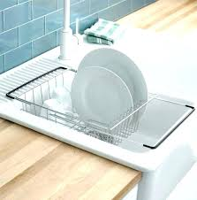 extra small dish drainer small dish drying rack small in sink dish drainer kitchens comfortable and
