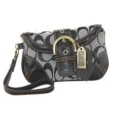 The Reputation Of Coach Buckle In Monogram Medium Grey Wristlets DYZ Is So  High That Almost