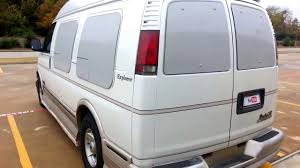 All Chevy 99 chevy express : My Chevy Express Explorer Conversion Hightop Camper Van - YouTube