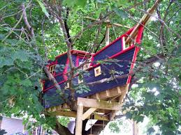 tree house designs. Walk The Plank! Tree House Designs