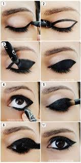 new years eve glitter eye makeup tutorials
