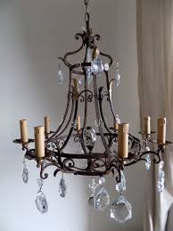 full size of living appealing vintage wrought iron chandelier 6 dscn1829 vintage mexican wrought iron chandelier
