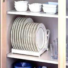 kitchen dish rack plate racks for kitchen cabinets plate shelf dish drainer for ware drying plastic