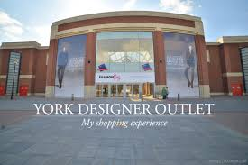 Designer Shopping Outlet York My Visit To The Mcarthurglen Designer Outlet In York For