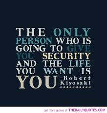 Security Quotes Simple Security Quotes Entrancing The Life You Want The Daily Quotes
