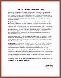 Cover Letter For Job Fair Examples Cover Letter Resume Examples