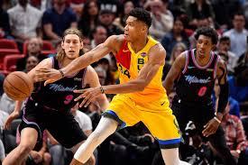 Milwaukee Bucks Depth Chart Game Preview Miami Heat Visit Giannis And Bucks Hot Hot Hoops