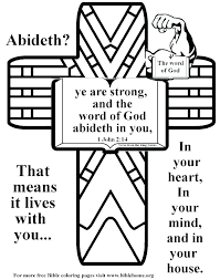 Free Sunday School Coloring Pages Free Christian Coloring Pages For