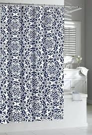 blue shower curtain navy blue shower curtains blue shower curtain target